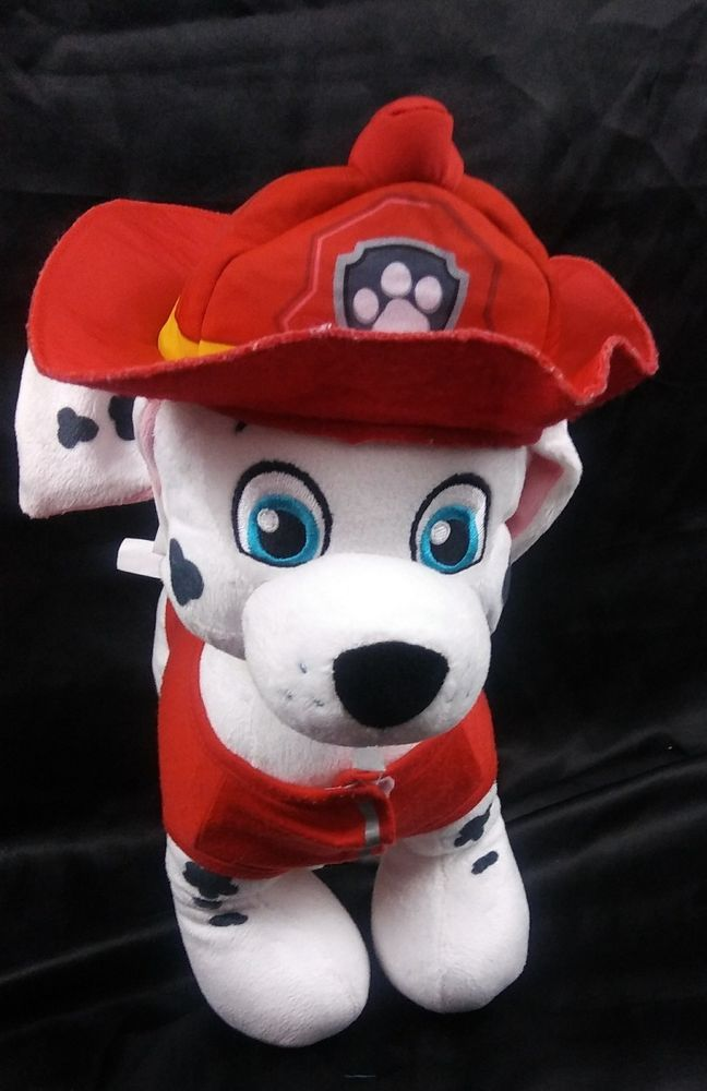 Build A Bear Paw Patrol Marshall Plush Dalmatian Dog Pup Outfit  #BuildaBear #PawPatrol