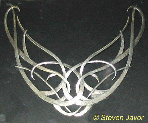 Celeborn's neck torque/necklace