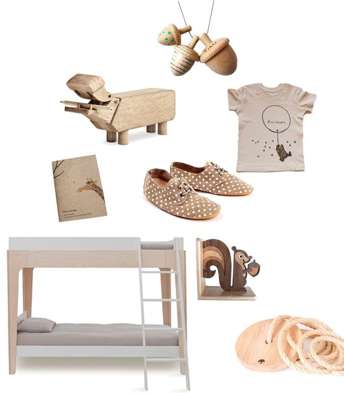 Wood: Color Palettes, Color Woods, Natural Colors, House Kidsroom, Bunk Bed, Kids Fashion Design, Natural Wood, Blossom Kids, Kids Rooms