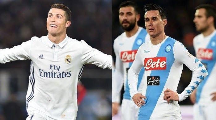 Real Madrid vs Napoli en vivo - Real Madrid vs Napoli en vivo. Canales que pasan Real Madrid vs Napoli en vivo enlaces para ver online a que hora juegan fecha y datos del partido.
