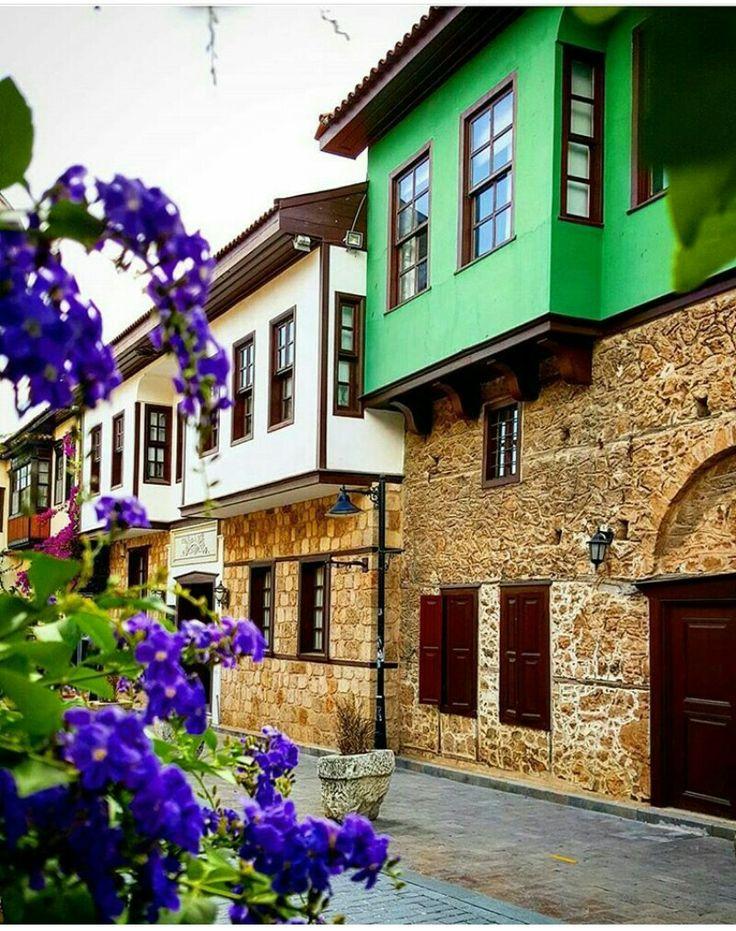 Kaleiçi.. Antalya Turkey ..