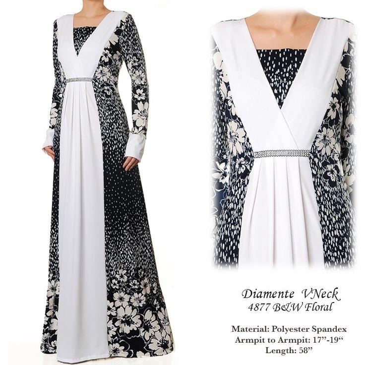 4877 Diamente Jubah Abaya Dress - Standard Size S/M US$34 FREE SHIPPING WORLDWIDE  Buy It Here --> http://shop.pe/DUMh2