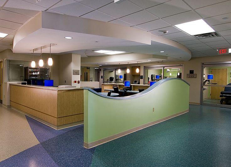Hospital Emergency Room Design