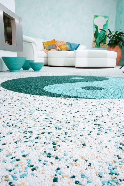 Fußboden Feng Shui