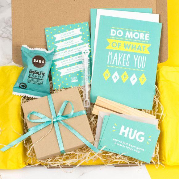 Happy In A Box Gift Box