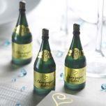 Champagne Bottle Bubbles! #champagne #bottle #bubbles #wedding