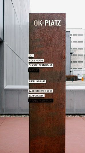 Best 25+ Exterior signage ideas on Pinterest | 3d signage, Metal ...