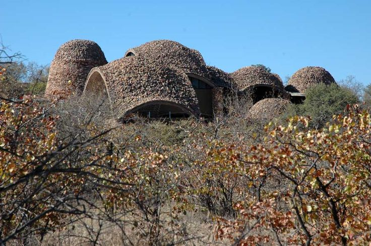 Mapungubwe Interpretation Centre South Africa Peter Rich Architects
