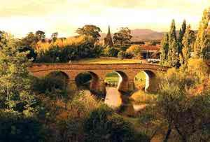 Richmond Bridge ... Australia's oldest bridge - Photo: Tourism Tasmania and Nick Osborne