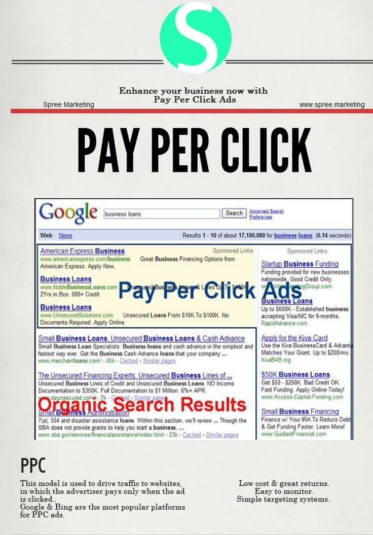 Pay Per Click; A New Model Of Attracting Visitors