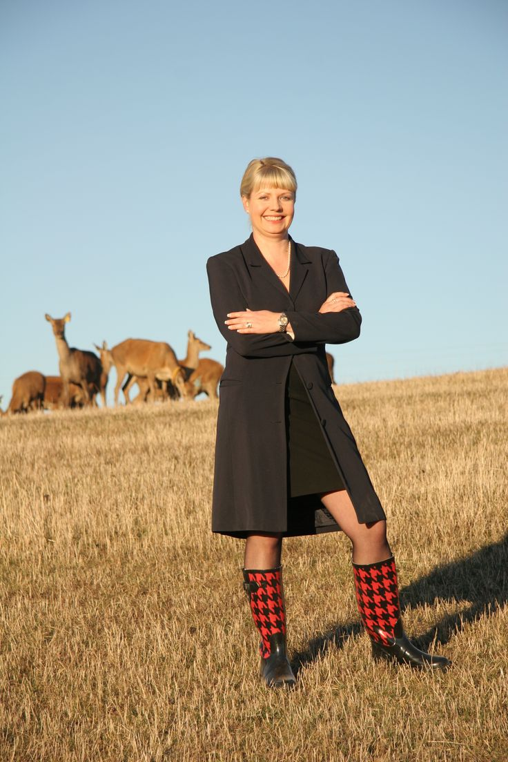 "Karen Morley the founder and CEO of Mountain Red. ""I created Mountain Red with a very simple vision – to produce the highest quality Deer Velvet product I could, so that I could give it to my dad to help him get well from a terrible joint complaint that was making him old before his time""."