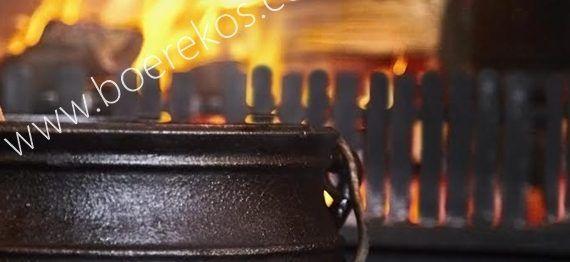Chefsharkie se Kalkoenpotjie   Boerekos – Kook met Nostalgie