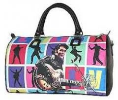 Bag:Elvis Presley-Duffel Rock-N-Roll Elvis Guitar