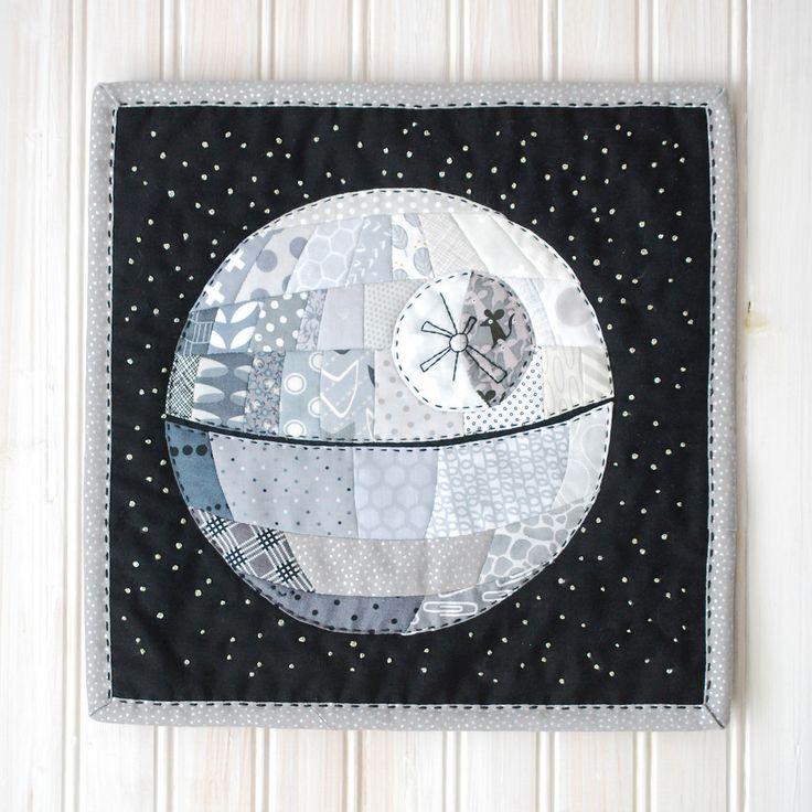 Patchwork Death Star