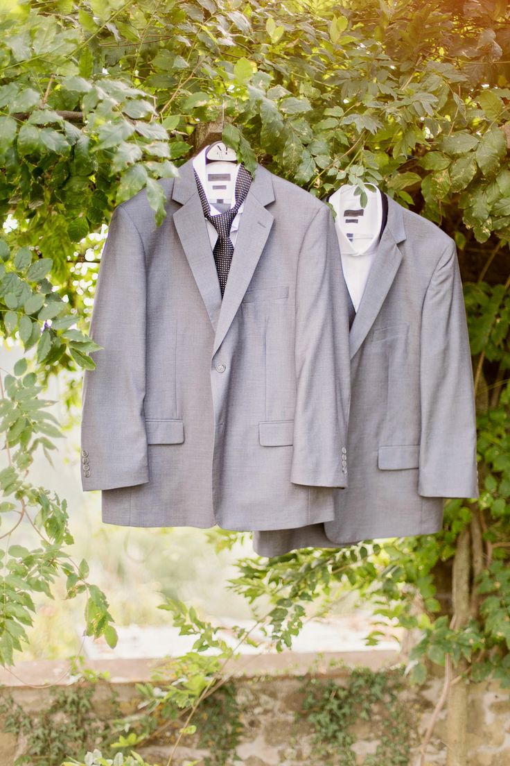 The Groom and Witness Suit