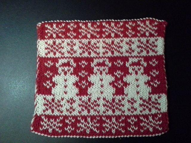 Free Snowman Knit Dishcloth Patterns Patterns Kid