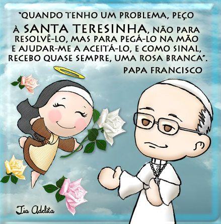Novena das Rosas de Santa Teresinha do Menino Jesus | Amigos do Céu