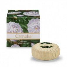 Camelia illatú szappan kamélia illatú - Rendeld meg online! Parfüm és kozmetikum család az olasz Lerbolario naturkozmetikumoktól