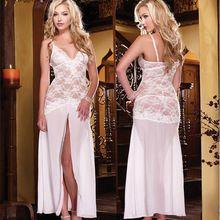Cheaper mature women lingeri hot women underwear sexy lace perspective long dress lingerie Best Seller follow this link http://shopingayo.space