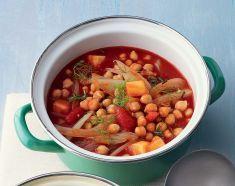 Zuppa di ceci con finocchio - Tutte le ricette dalla A alla Z - Cucina Naturale - Ricette, Menu, Diete