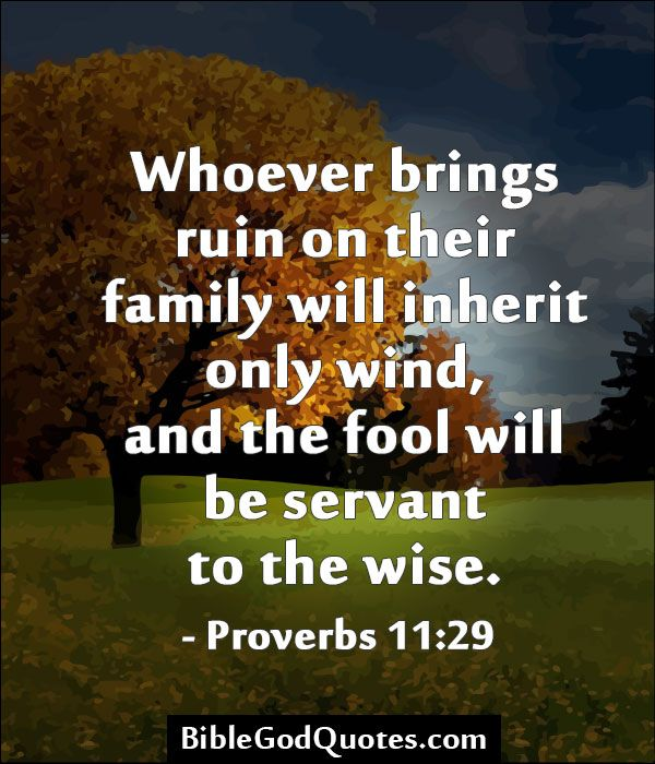 Family Quotes Scripture: 274 Best Images About Book Of Proverbs 11