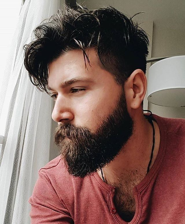 Best 25 Haircuts With Beards Ideas On Pinterest: 25+ Best Ideas About Beards On Pinterest