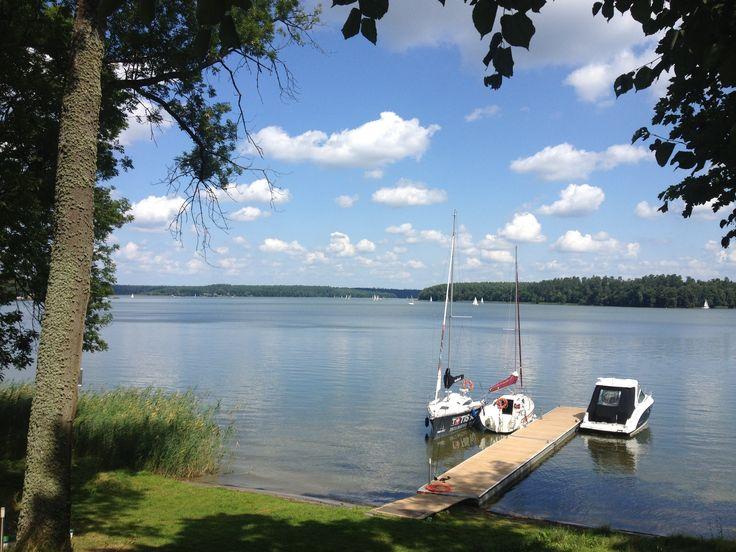 Kamien, Beldany Lake