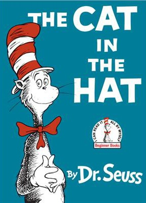 The Cat in the Hat - Dr. Seuss - Hardcover - ONLY $6.99 -http://classicbooksmedia.blogspot.com/2012/07/the-cat-in-hat-dr-seuss-hardcover.html