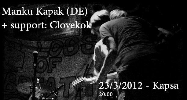 Manku Kapak (DE), Člověkok (CZ)