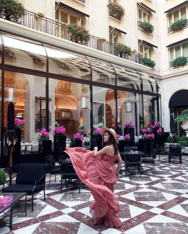 Dancing type of day in our Marble Courtyard @ willamazing