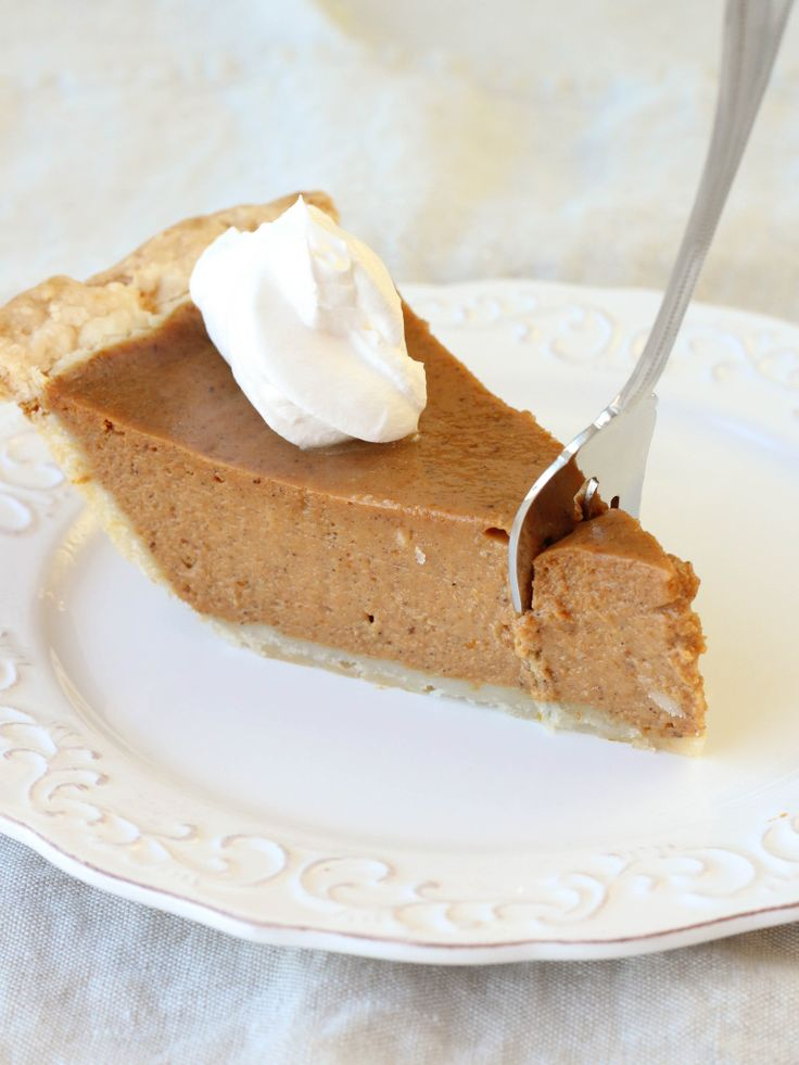 The easiest, best pumpkin pie that you can make from scratch! And it's my Husband's favorite! Bonus! Foolproof Pumpkin Pie - American Heritage Cooking