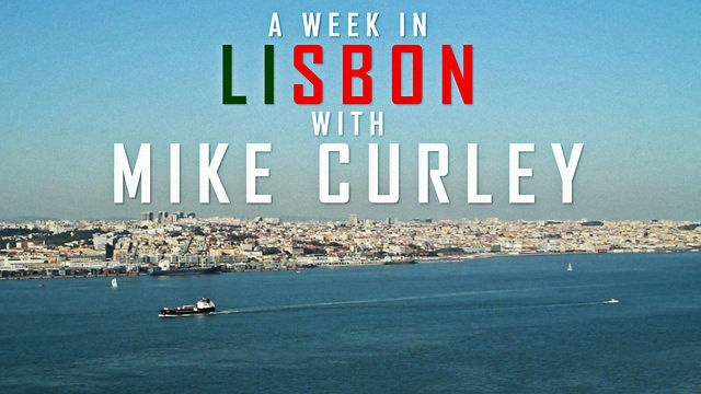 A Week in Lisbon with Mike Curley. Video by BMX.COM | Portugal