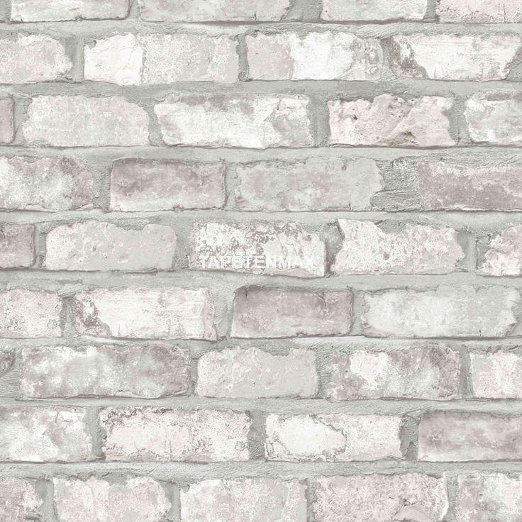 Exposed Warehouse – Grandeco Vinyltapete – Tapeten Nr. EW3104 in den Farben…