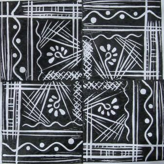 Sign up for a lino stamp making class with Melanie Brummer today.  info@dyeandprints.co.za