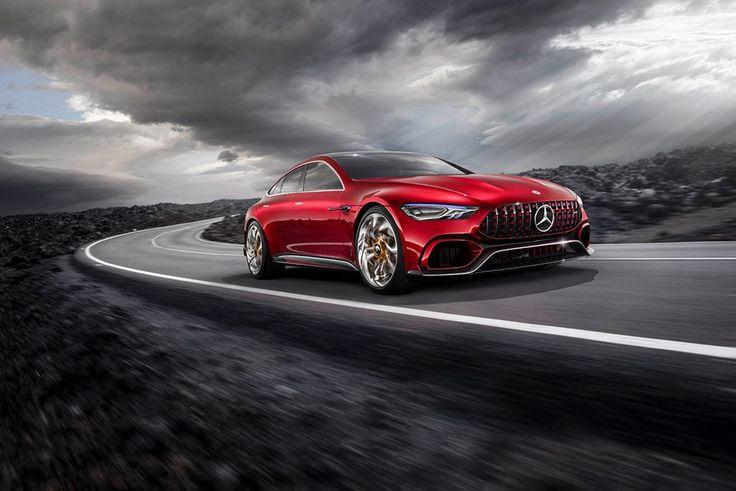 2017 Geneva Motor Show – Mercedes-AMG GT Concept