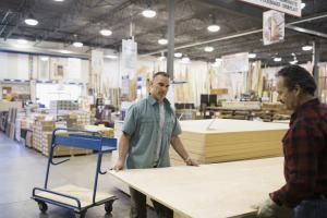 The Different Plywood Grades and Bonding Types