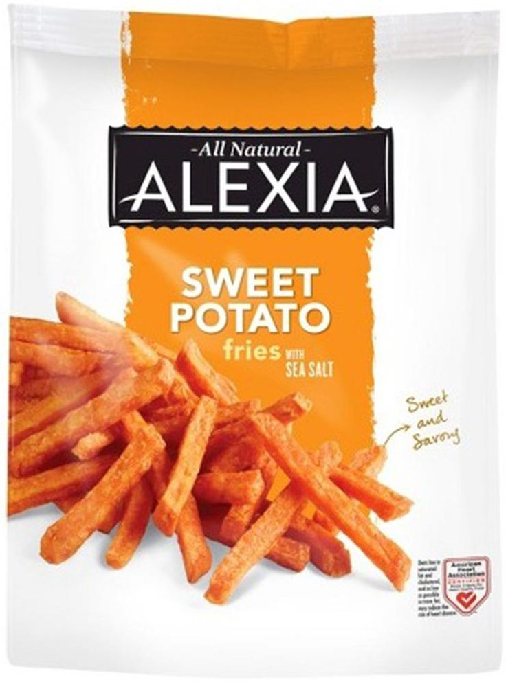 ALEXIA: Sweet Potato Julienne Fries, 20 oz