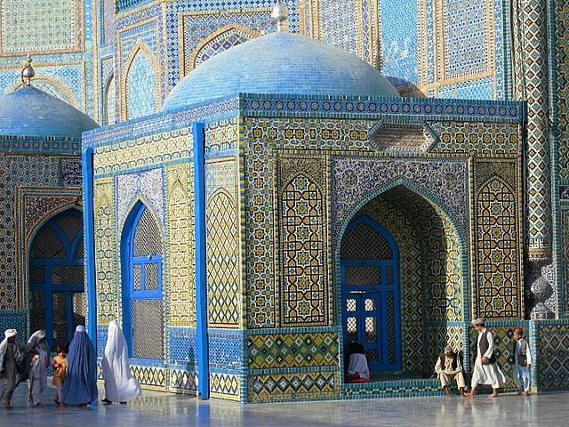 Mazar-I-Shariff , Afghanistan