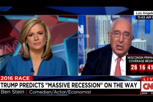 """""""The things he's saying are wacky as wacky can be"""": Ben Stein unloads on Donald Trump's """"nonsensical"""" economic promises"""