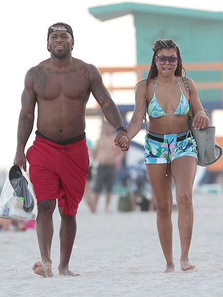 Taraji P. Henson Holds Hands with Football Player Kelvin Hayden in Miami http://www.people.com/article/taraji-p-henson-nfl-player-kelvin-hayden-hold-hands-vacation-miami