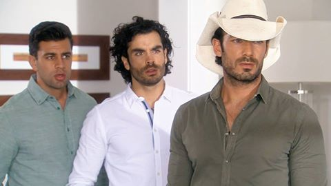 Hermanos Gallardo - Christian de la Campa,  Gonzalo Garcia Vivanco, & Aaron Diaz #tierradereyes Tierra de Reyes