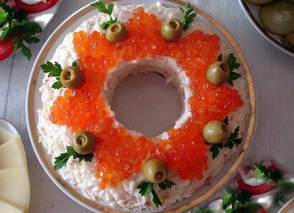 Король праздничного стола — салат «Царский»
