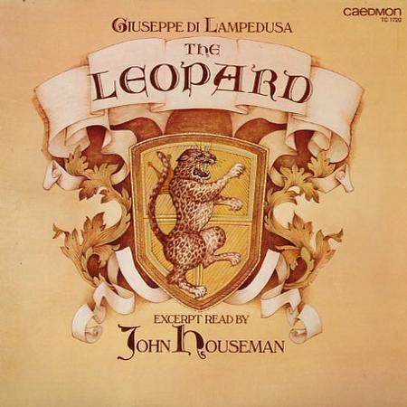 John Houseman - di Lampedusa: The Leopard