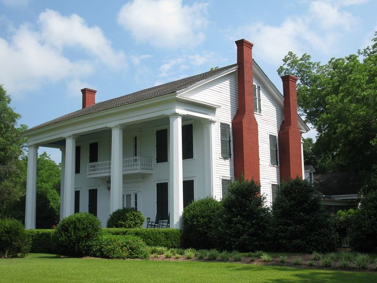 1167 best images about alabama antebellum architecture on for Home builders alabama