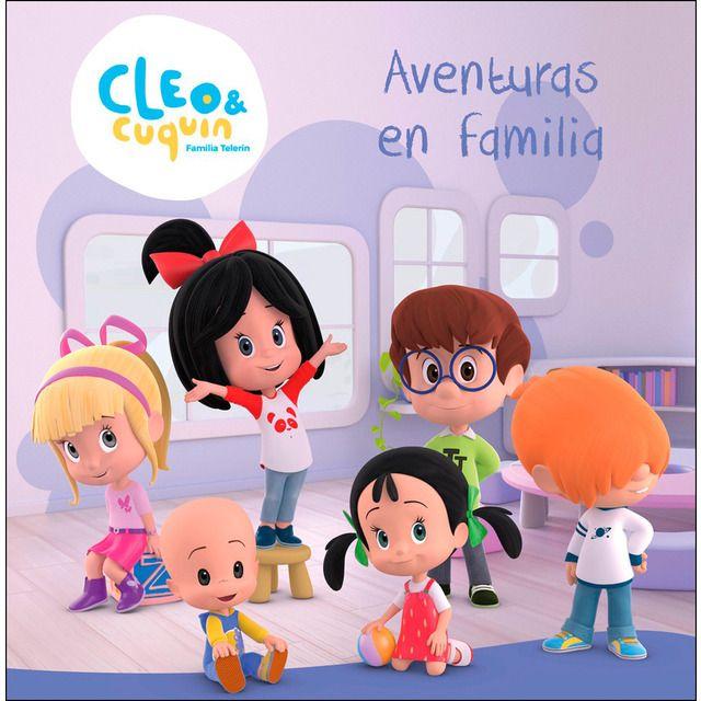 17 Ideas De Cleo Y Kukin Familia Telerin Telerin Cumpleaños Niños