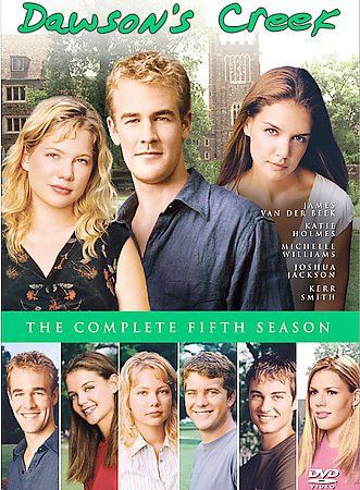 DAWSON'S CREEK:COMPLETE FIFTH SEASON