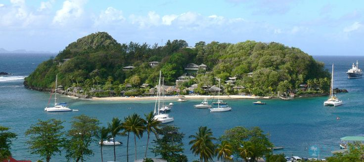 Young Island, Caribbean, St. Vincent and the Grenadines