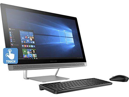 "cool HP Pavilion 24se 23.8"" All-in-One AIO Touchscreen Premium Desktop PC (Intel i7 Quad Core , 3TB HDD, 16GB RAM, NVIDIA GeForce 930M, 23.8"" FHD Touchscreen 1920x1080, Bluetooth, Win 10)"