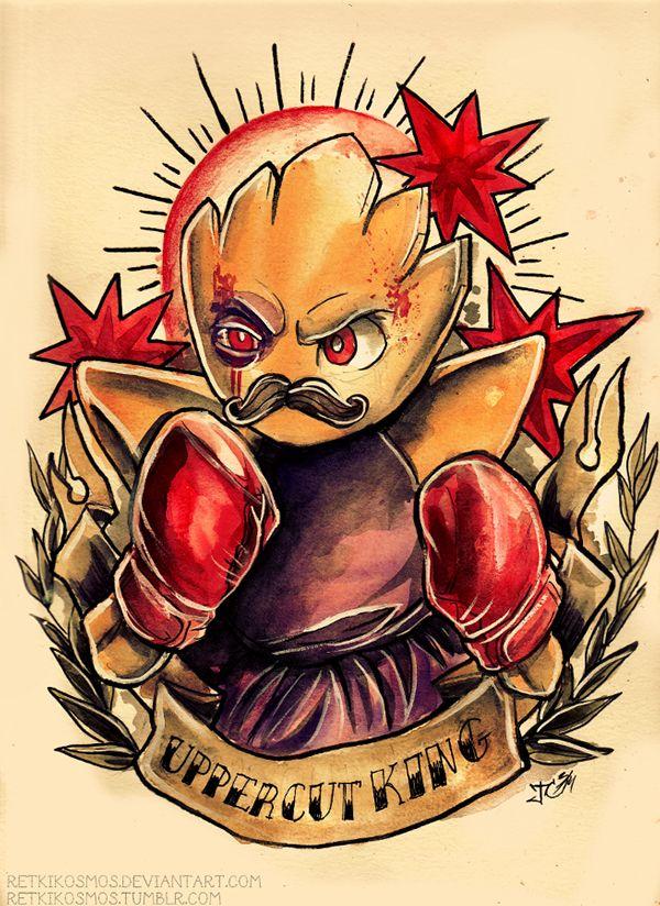 Old School Tatto's Pokémons