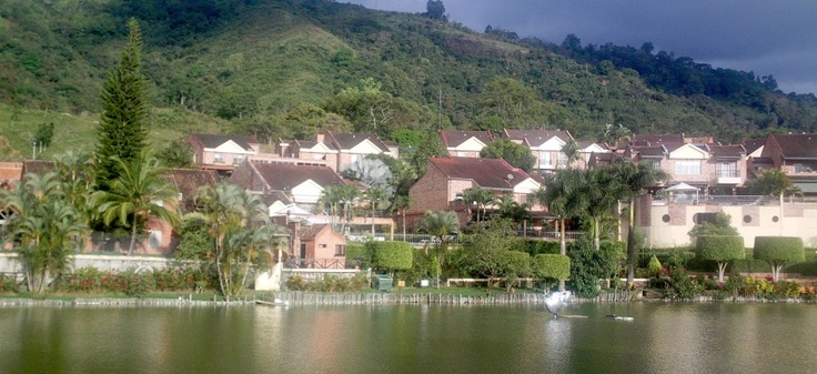 Lagos del Cacique, Bucaramanga, Colombia